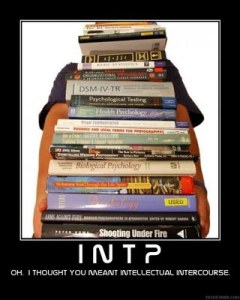 INTP intercourse
