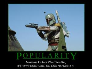 Boba Fett Demotivational
