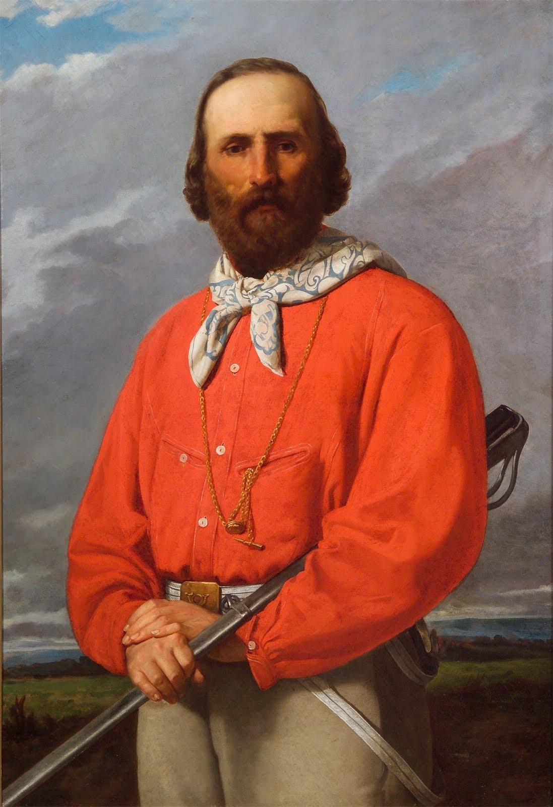Shirts Garibaldi Garibaldi Red Shirts