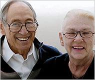 Alan and Heidi Toffler