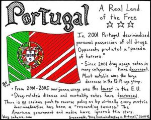 portugal drug decriminalization
