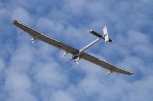 Swiss solar plane